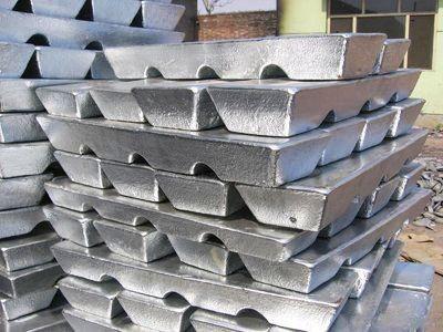 What is zinc ingots