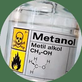Metil Alkol CH3-OH